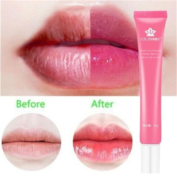 1 Pcs 20G Lip Skin Care Lightening Cream Lip Pink Moisture Cream Personal Care Tools