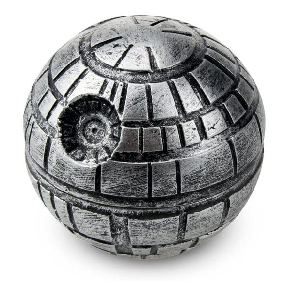 Death Star Herb Grinder - Perfect Size - In Stock