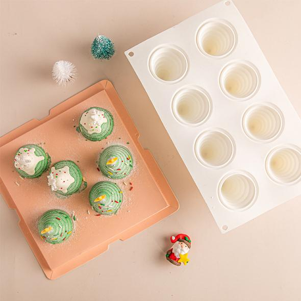 Christmas Series Cake Mould (BUY ANY 3 GET 15% DISCOUNT)