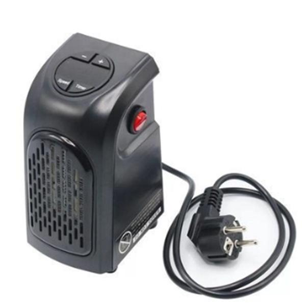 (Christmas Sale-Save 50% OFF) Mini Portable Heater That Attaches To Any Outlet- Christmas Gift