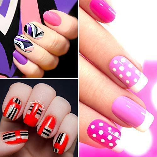 LAST DAY SALE 50% OFF(18 Colors) One Step Nail Polish Pen