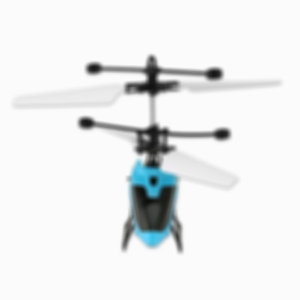 KISSLAY™ RC Hand Induction Flying Aircraft Helicopter Toys for Kids
