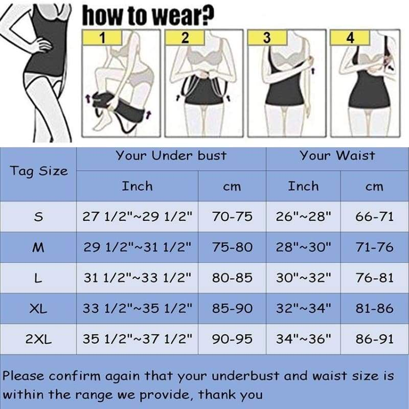 Women's Sweat Suits Thermal Waist Trainer Vest for Weight Loss Neoprene Slimming Body Shaper Gym Workout Compression Tank Top Shirt