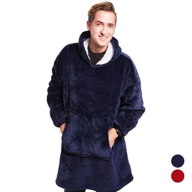 ULTRA SOFT & CUDLY WEARABLE BLANKET