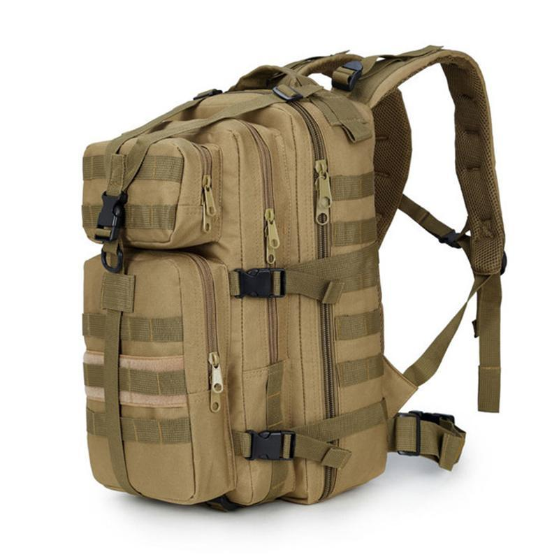 Swiss Outdoor Brand - Tactically Military Tactical Oxford Backpack
