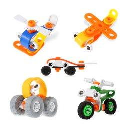 Vehicle Model Educational Building Block Kit Intelligent Present -  Style 5