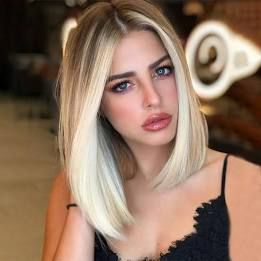2020 Fashion Blonde Wigs For White Women Blonde Nano Ring Hair Extensions Strawberry Blonde Bob Jennifer Lawrence Natural Hair Color From Red To Blonde Ash Blonde Hair With Highlights Lace Frontal Wigs