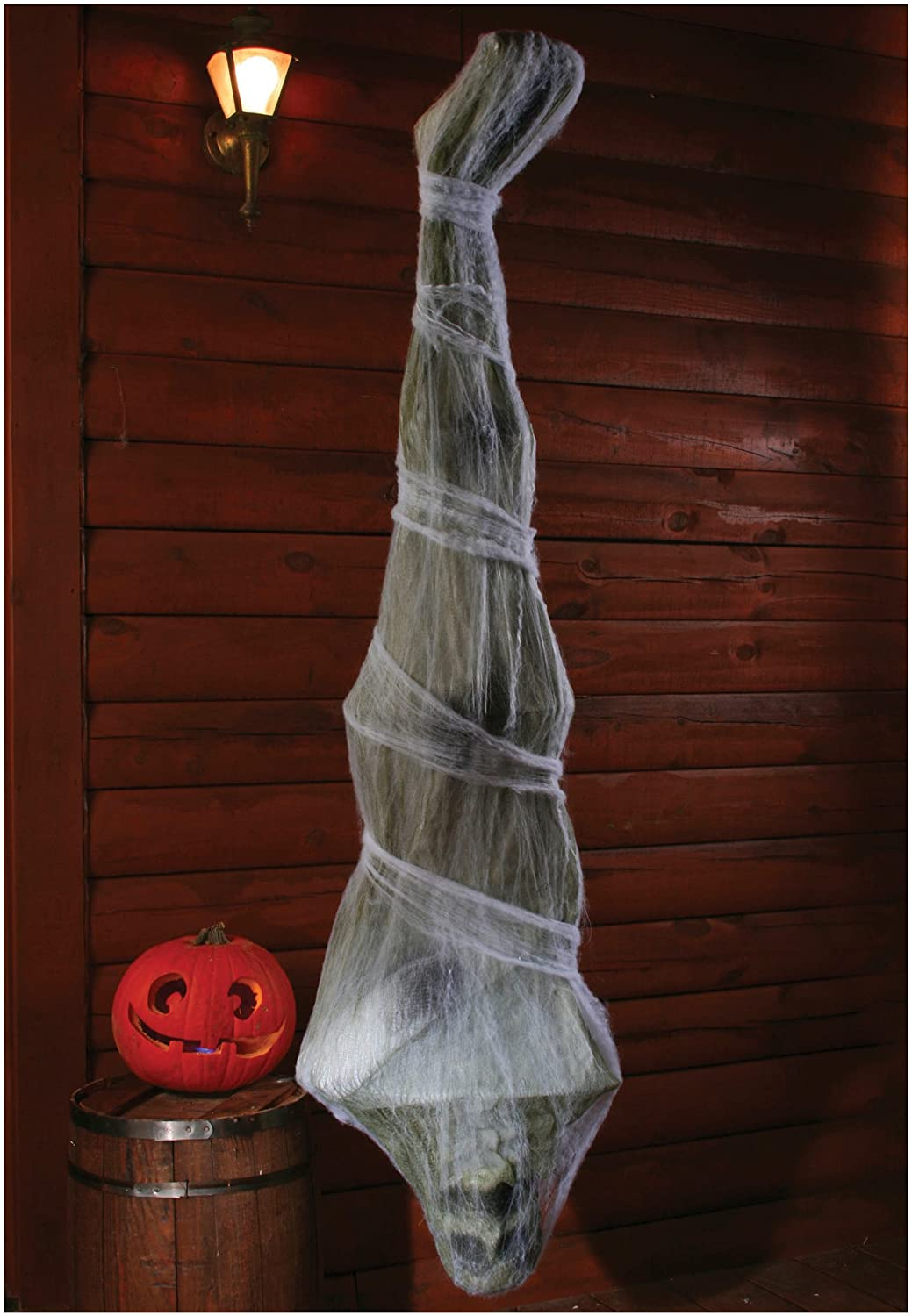 72 inch Halloween Cocoon Corpse Decoration