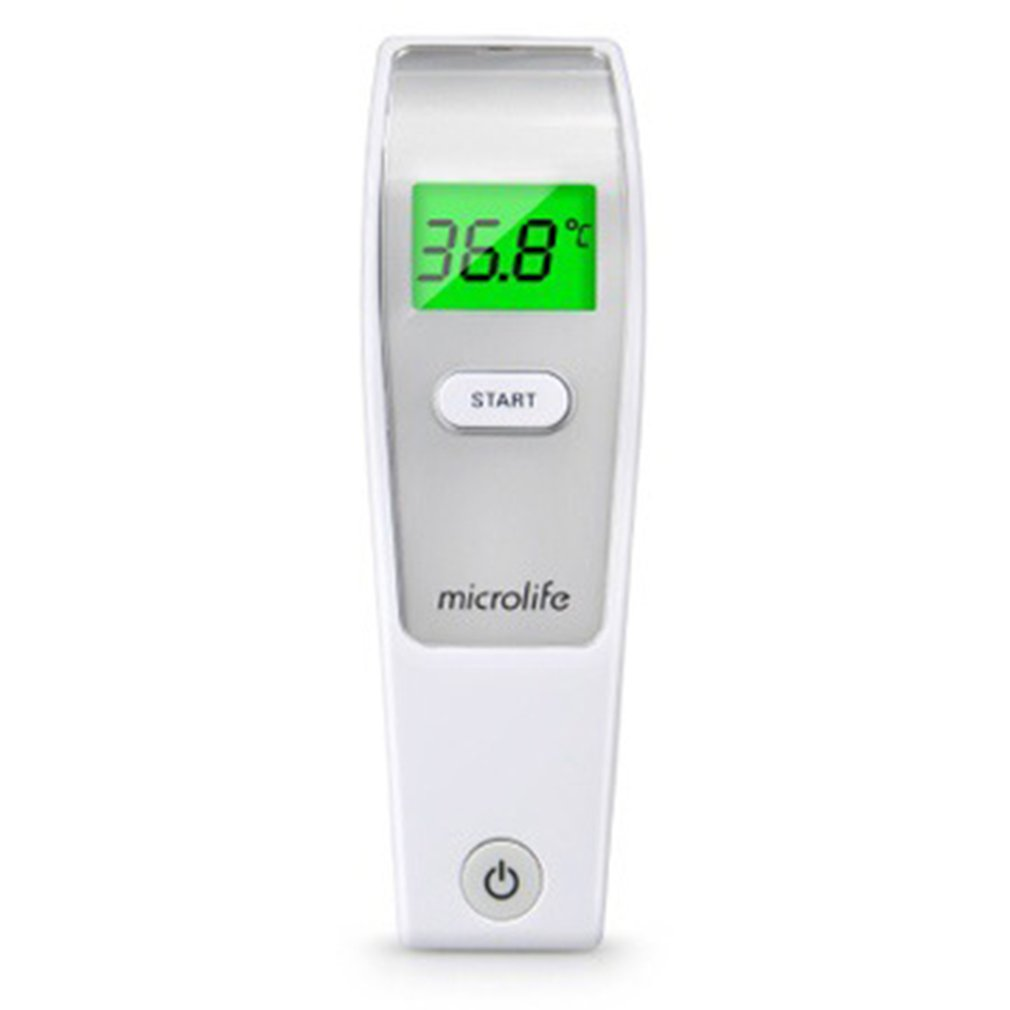 Microlife NC 150 Infrarot-Thermometer Infrarot Home Präzises Baby-Stirn-Thermometer Stirn Sichere Temperaturmessung Thermometer Warnfunktion