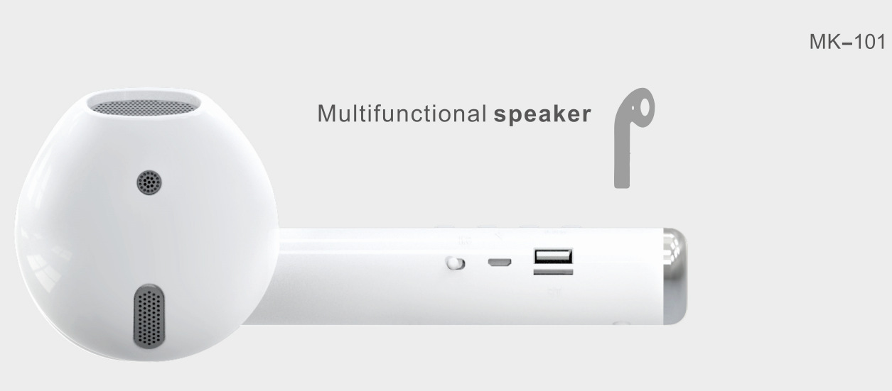 🔥🔥🔥New design Giant Airpod Speaker🎙📣(Last Day Promotion 50% OFF)