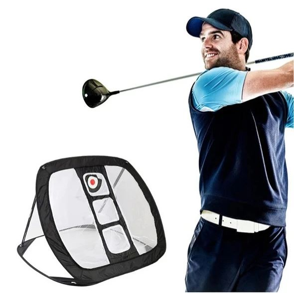 (🔥TODAY HOT SALE-50%OFF)Golf Pitching Net--Buy 2 Get 10% OFF & Free Shipping