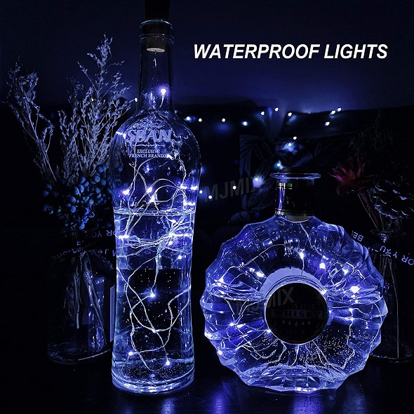 🎁Holiday Promotion only $3.99🎄BUY MORE GET MORE FREE- BOTTLE LIGHTS ( Battery Included - Replaceable )