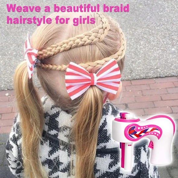 (🎅EARLY XMAS SALE - 50% OFF) 🎀DIY Automatic Hair Braider Kits