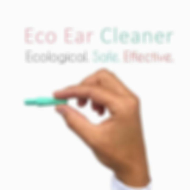 Soft Eco-friendly Reusable Earwax Cleaning Remover for Adults/Kids