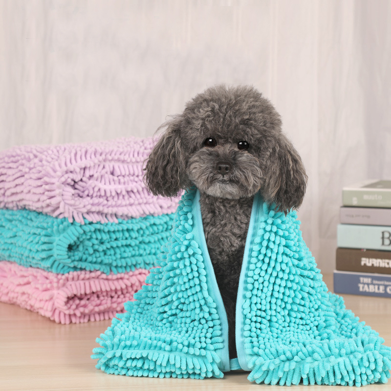 Dog Quick Drying Towel