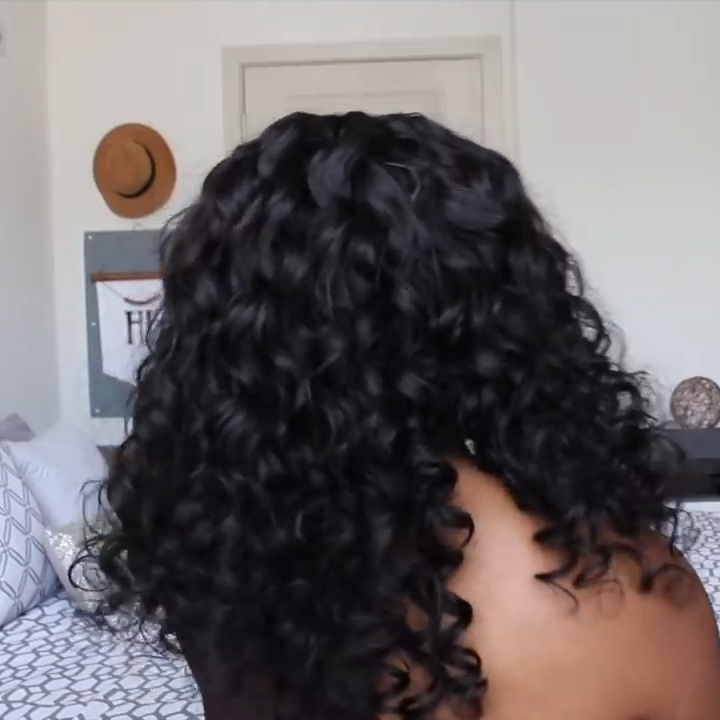 New Style Sale Curly Wig