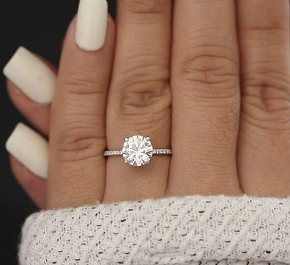 2020 Fashion Rings For Women Designer Rings White Gold Oval Engagement Rings Birthstone Rings For Mom Lip Jewelry Gold Medallion Necklace Trend