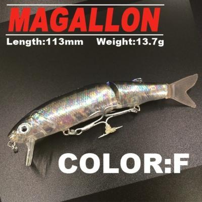 Jointed Minnow Lure