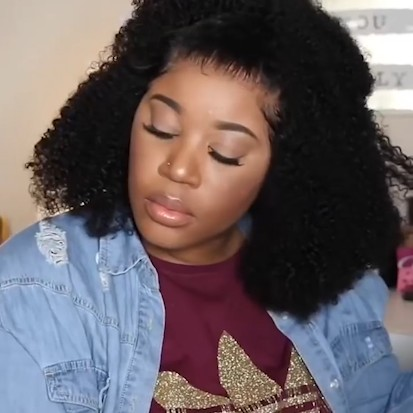 Special OFF | Affordable Afro Kinky Curly Wig