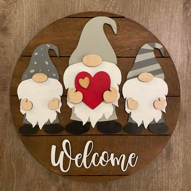 50% OFF Gnome Door Hanger | Mother's Day Promotion