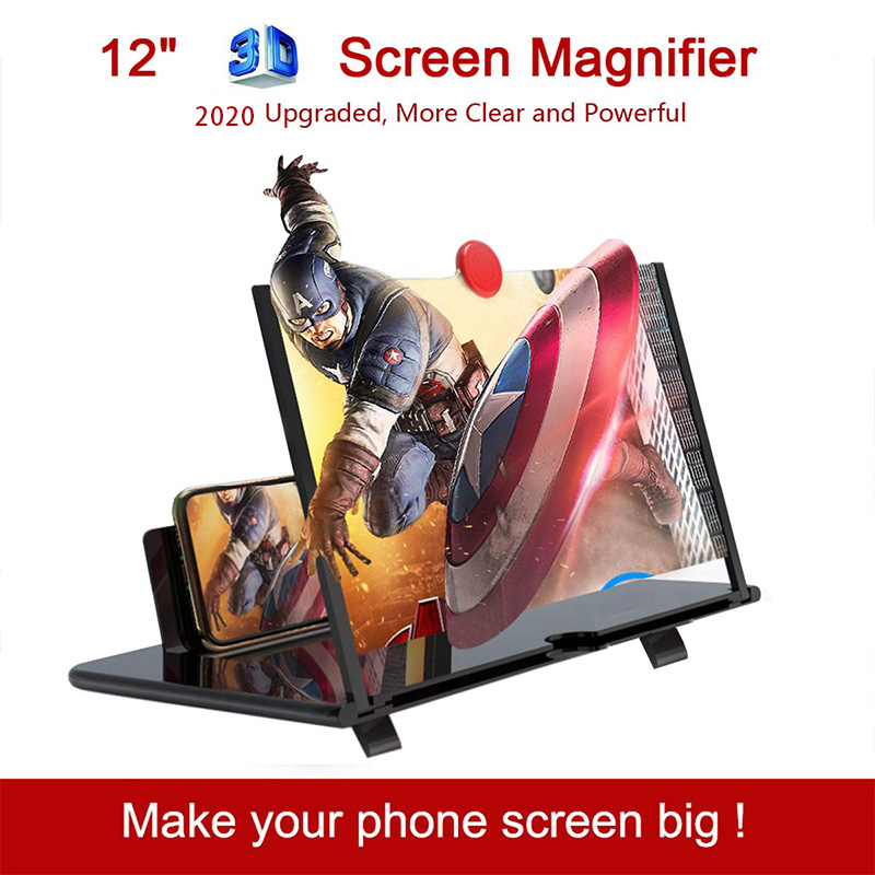Last Day Promotion 50% OFF-2021 New Mobile Phone Screen Magnifier