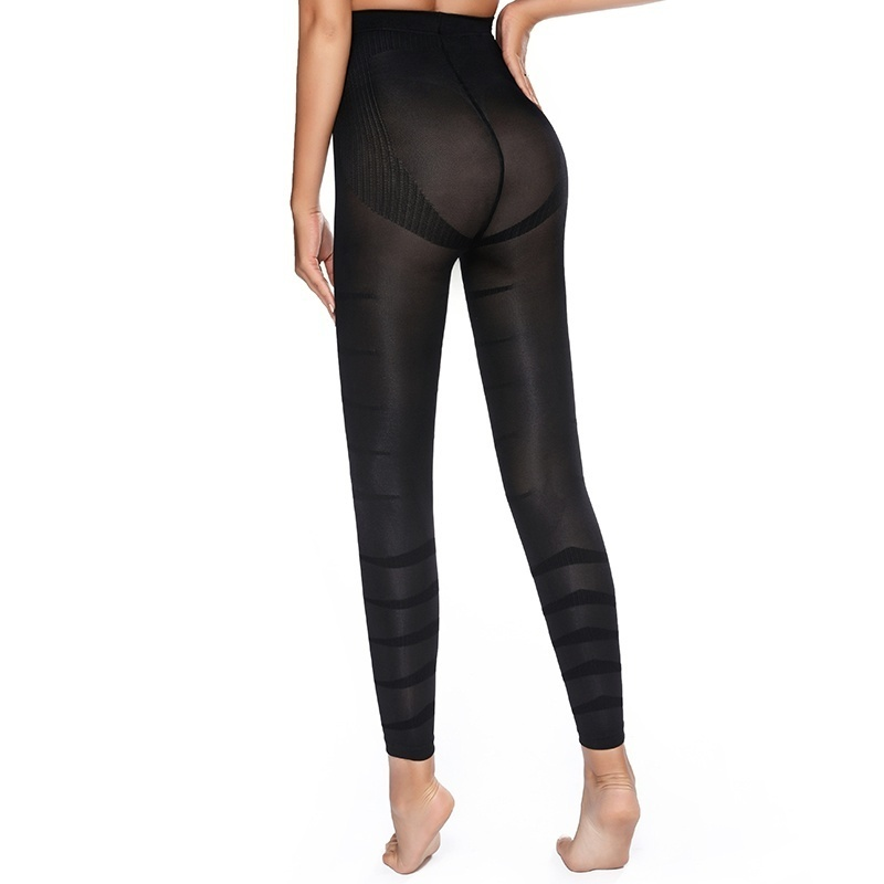 Woman Waist Tights Sliming Tights Pantyhose Anti-Cellulite Compression Leggings Fat Burning Tights Control Leg Shaper
