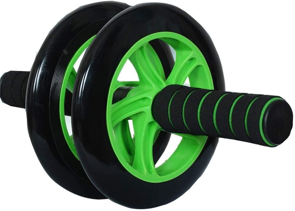 Abdominal muscle wheel thin waist roller mute weight loss sporting goods pulley home