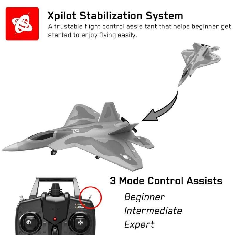 🔥Free Shipping🔥 2020 F-22 Raptor Jet remote control aircraft