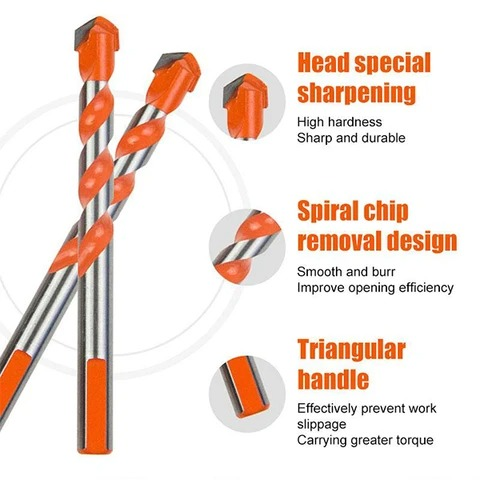 💥40% OFF-(Only $5.9 )💥Ultimate Punching Drill Bits