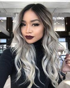Wigs For White Women Best Hair Dye Uk For Grey CoverageShades Of Grey Hair
