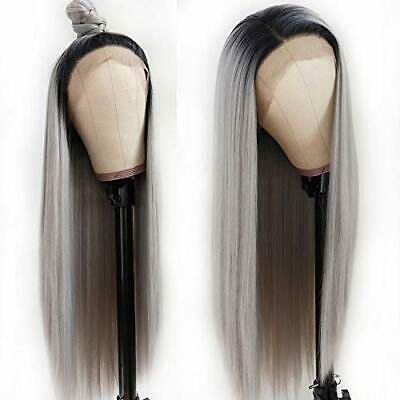 2020 New Gray Hair Wigs For African American Women Luna Wigs Young Women With Grey Hair 100 Percent Human Hair Wigs Amy Winehouse Wig Human Hair Wigs