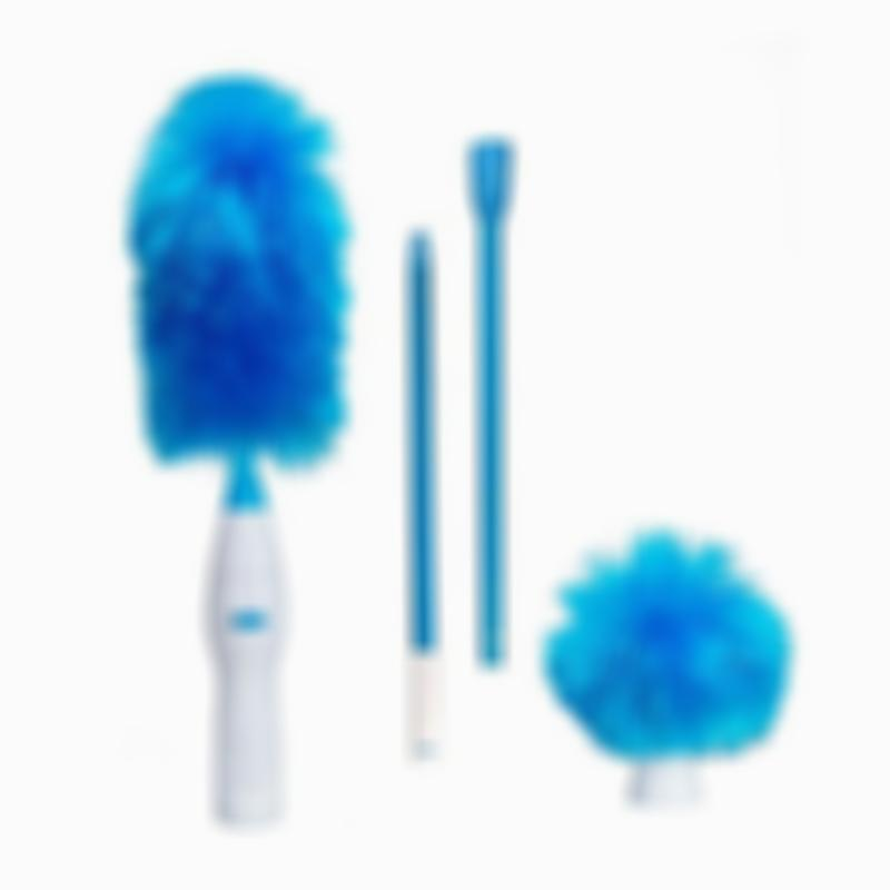 Handheld Electric Rotary Static Hurricane Spin Duster