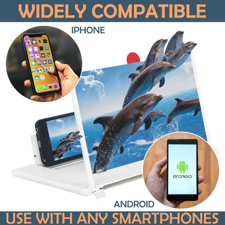 (Last Day Promotion 60% OFF!) Moderna Paper-Thin Foldable Mobile Phone Amplifier