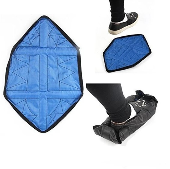 Automatic reusable shoe cover(One Pair)