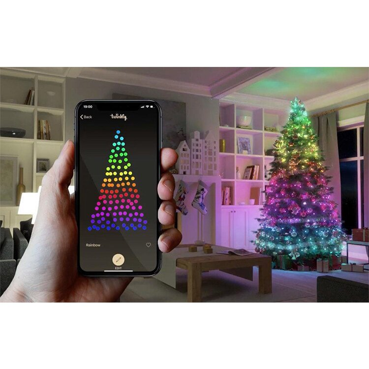 Yfanswy™【2020】Custom LED String Lights(IT IS RECOMMENDED THAT YOU BUY 400 LAMPS TO DECORATE THE TREE MORE ABUNDANTLY.)