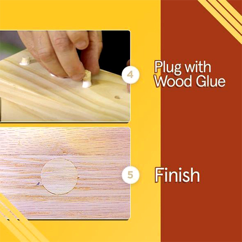 (Father's Day Sale-50% OFF) Plug Cutter Drill Bit