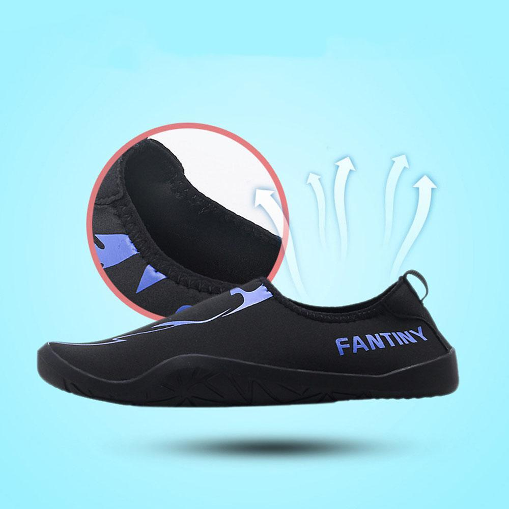 Women brook shoes male swimming shoes couple yoga fitness beach shoes sports soft shoes