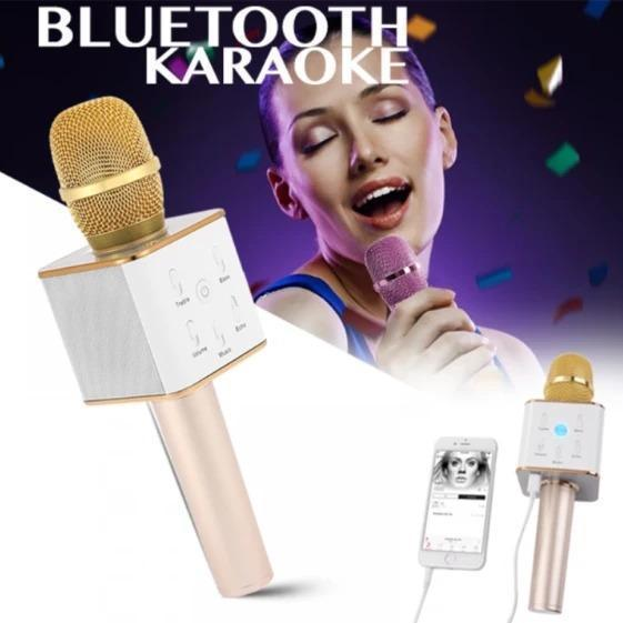Christmas Promotion-40% OFF Wireless Bluetooth Karaoke Microphone
