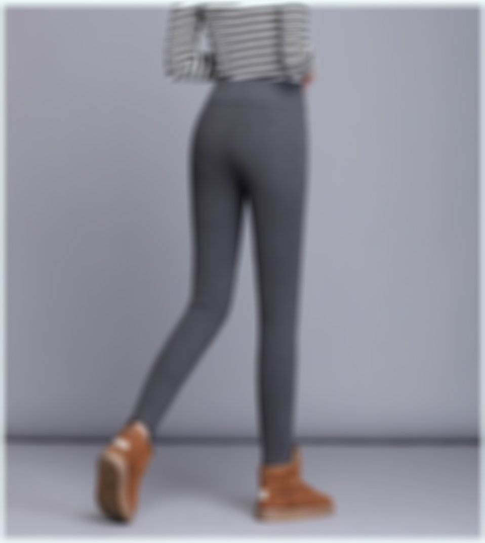 (NEW)Thickened slim cashmere warm pants(2sets freeshipping)
