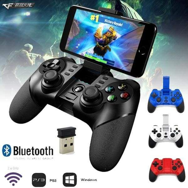2020 new Mobile Phone Wireless Bluetooth Game Controller for Phone Android Phone Tablet PC Gaming Console Controle Ps 3/4 Joystick Gamepad Joypad