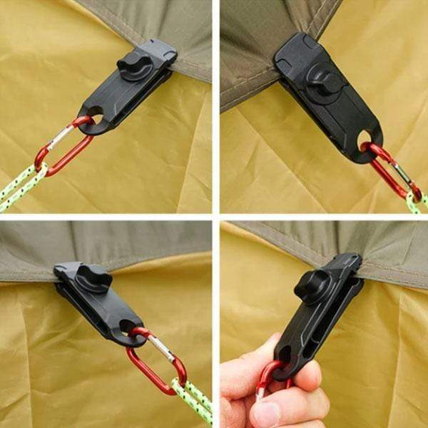 Tarp Clips Awning Clamp