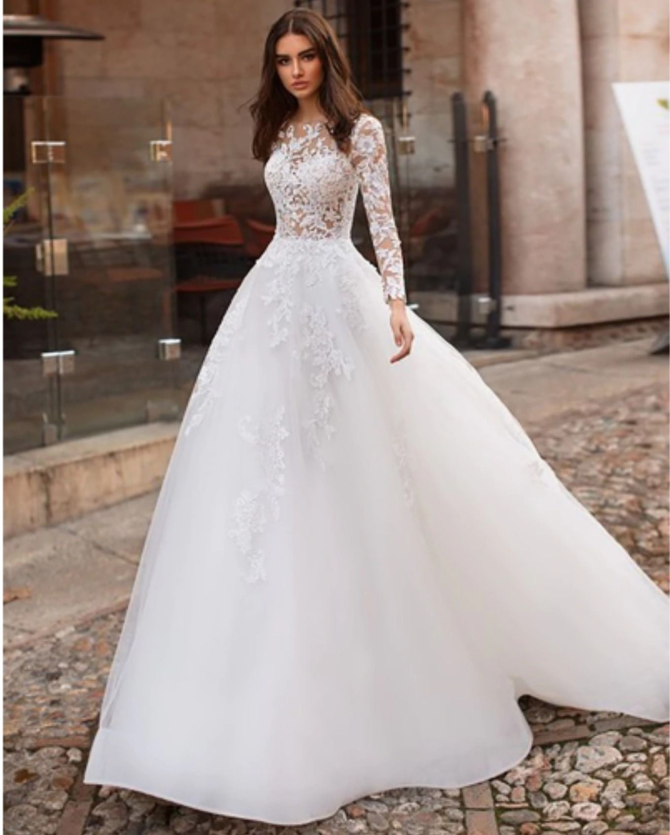 2020 Best Wedding Dress New Dress Plus Size Evening Gowns With Sleeves Mini Wedding Dress