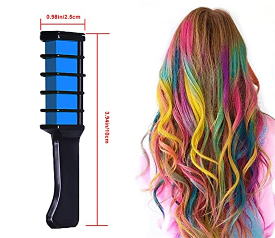 10 Colors Washable Hair Chalk Hair Dying for Girls