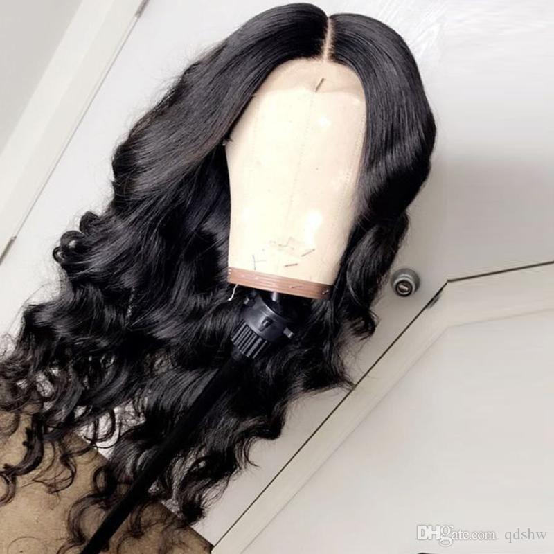Lace Front Black Wig Lace hair lace front silver Lace hair