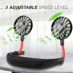 🔥(50% OFF)🔥【Summer Wind】2020 New Portable Hanging Neck Fan