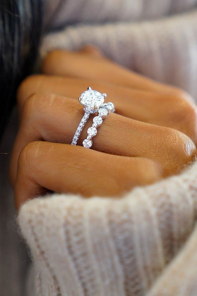 2020 New Rings For Women Fancy Jewellery Near Me Blue Diamond Jewelry Promise Ring And Engagement Ring Set Gold Set Designs With Price And Weight