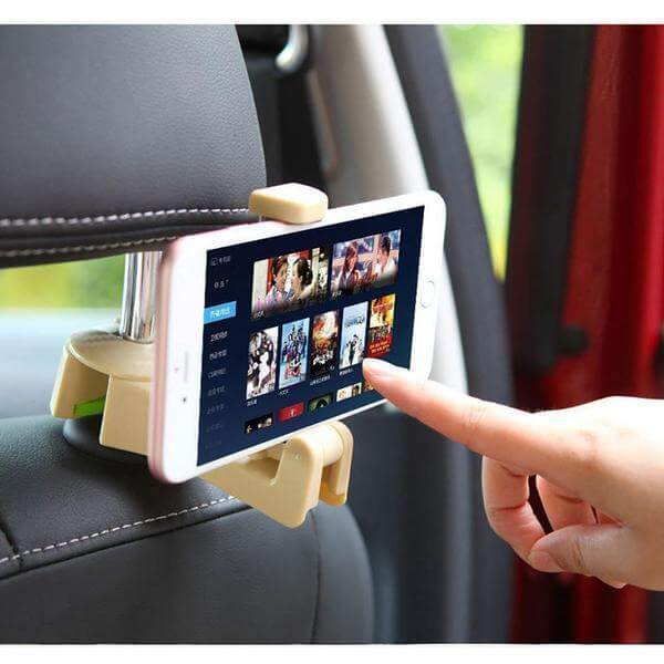 (🔥HOT SALE NOW-50% OFF)Multi-functional Car Headrest Hook(BUY 4 GET FREE SHIPPING)