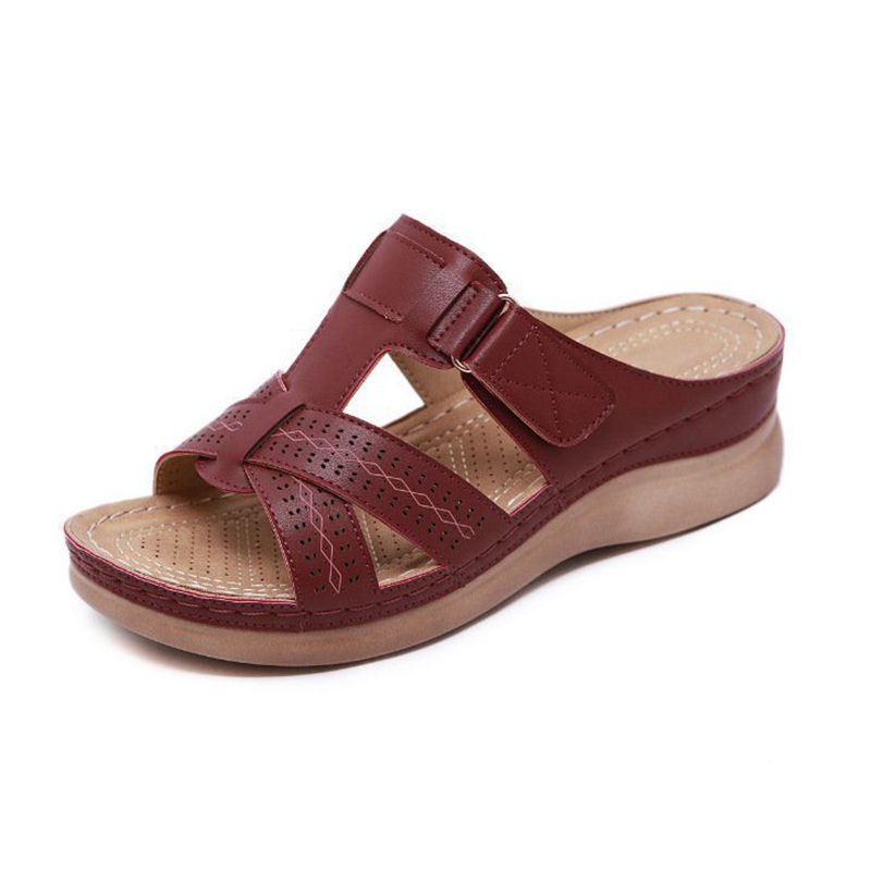 2021 new carved sandals and slippers