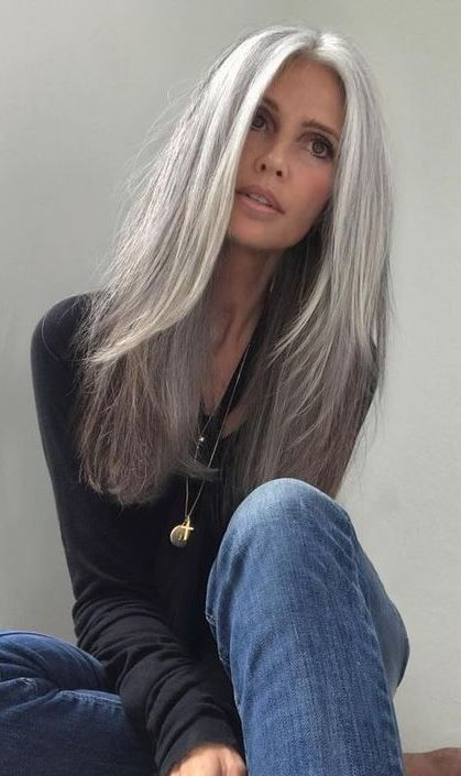 Gray Hair Wigs For African American Women Swiss Lace Wig Touch Of Grey Hair Color Beauty Supply Wigs Grey Hair Styles For Women Growing Out Grey Hair