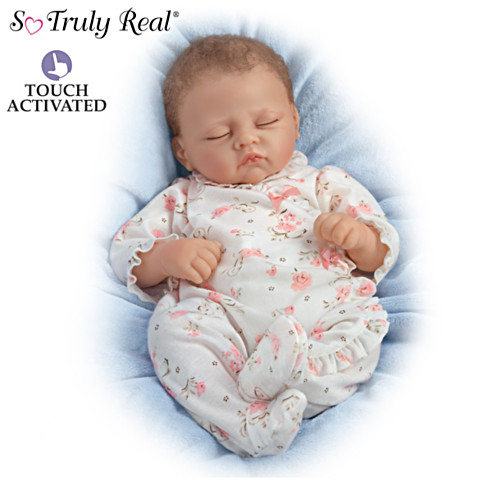 🔥50% OFF Today🔥 Baby Doll Breathes, Coos And Has A Heartbeat